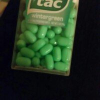 Photo of Tic Tac Wintergreen Mints uploaded by Brooke B.