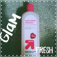 up & up Non-Acetone Nail Polish Remover uploaded by Kiana T.
