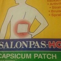 Salonpas Capsicum Patch uploaded by johanna f.