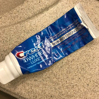 Crest 3D White Luxe Lustrous Shine Whitening Brilliant Mint Flavor Toothpaste uploaded by Viollet O.