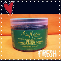 SheaMoisture African Water Mint & Ginger Detox Hand & Body Scrub Body Scrub uploaded by Tania A.