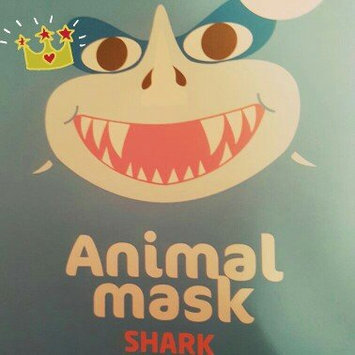 Photo of SNP Animal Tiger Wrinkle Mask Sheet uploaded by chelly b.