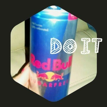 Red Bull Sugarfree Energy Drink uploaded by Marcy G.