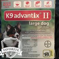 K9 AdvantixA II Flea & Tick Dog Treatment uploaded by Robyn W.