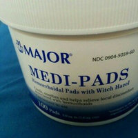 Major Pharmaceuticals Major Medi-Pads 100 Ct. Jar (Compare to Tucks) uploaded by donna s.