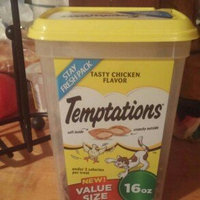 Whiskas® Temptations® Cat Treats Variety Pack 4-3 oz. Pouches uploaded by Darby S.