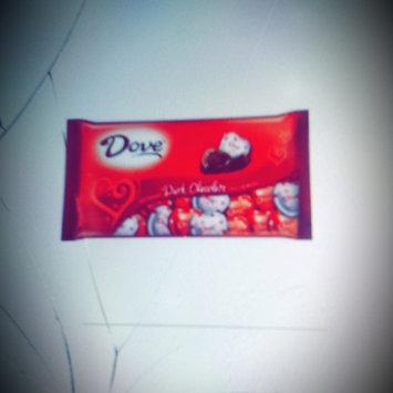 Dove Dark Chocolate Hearts uploaded by Cacelia J.