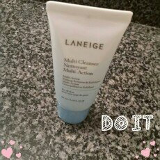 Photo of Laneige Multi Cleanser - 180 ml uploaded by Cindy H.