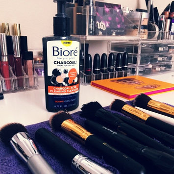 Biore® Charcoal Acne Clearing Cleanser uploaded by Kim S.