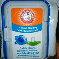 Munchkin Arm & Hammer Pacifier Wipes uploaded by Kathy M.