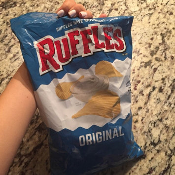 Photo of Ruffles® Potato Chips Original uploaded by Lia R.