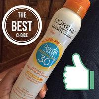 L'Oréal Paris Advanced Suncare Quick Dry Sheer Finish Spray 30 uploaded by Melanie W.