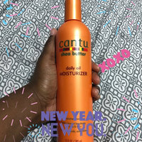 Cantu Shea Butter Daily Oil Moisturizer uploaded by Sasha R.