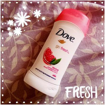 Photo of Dove Advanced Care Go Fresh Rebalance Antiperspirant uploaded by Gleidy D.