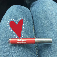 Neutrogena Hydro Boost Lip Shine - Deep Cherry uploaded by Martha V.