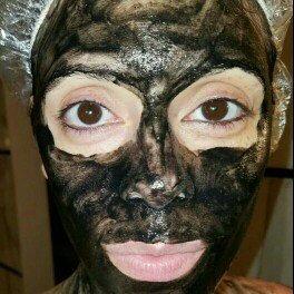 Photo of Kaeng Raeng Cleansing Clay Detoxifying Charcoal Face Mask uploaded by Maritza b.