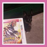 Pokémon: Omega Ruby (Nintendo 3DS) uploaded by Kia Sohappy H.