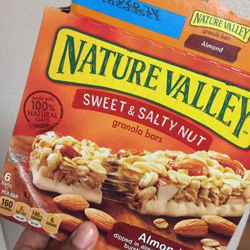 Nature Valley Sweet & Salty Nut Granola Bars Almond uploaded by K C A.