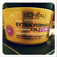L'Oréal Advanced Haircare Extraordinary Oil Curls Collection uploaded by Maryann T.