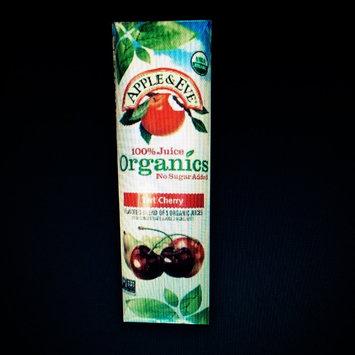 Photo of Apple & Eve® 100% Juice Organics Tart Cherry Juice 33.8 fl. oz. Carton uploaded by adie b.