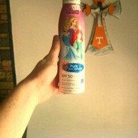 Pure Sun Defense Disney Princess Sunscreen Spray SPF 50 uploaded by Brandy W.