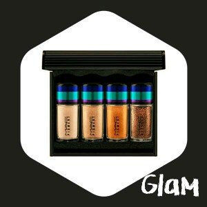 M·A·C Pigment & Glitter Kit in Gold, Irresistibly Charming Collection uploaded by Ciara s.
