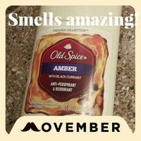 Fresher Collection Old Spice Fresher Collection Amber Scent Invisible Solid Men's Antiperspirant & Deodorant 3.4 oz uploaded by Jessie W.