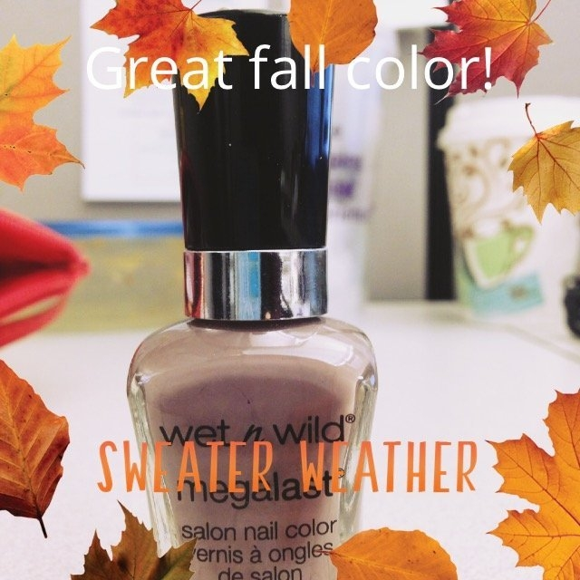wet n wild Megalast Nail Color uploaded by Stef N.