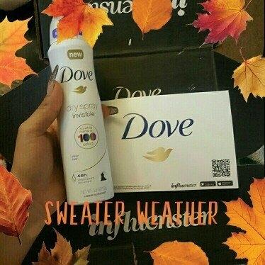 Dove® Invisible Antiperspirant Dry Spray Sheer Fresh uploaded by Sayma R.