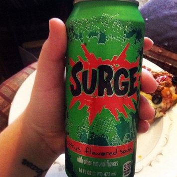 Photo of Surge­™ Citrus Flavored Soda 16 oz Can uploaded by Linda M.