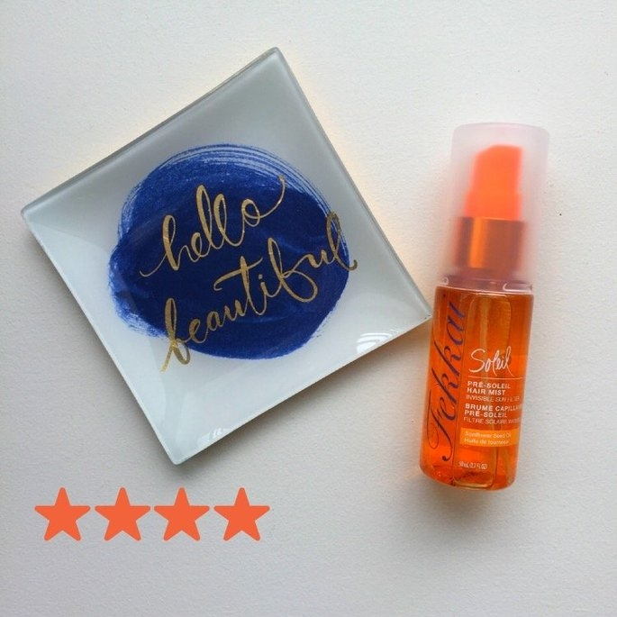 Fekkai Pre-Soleil Hair Radiance and Protection Mist, 1.7 fl oz uploaded by Veronica M.