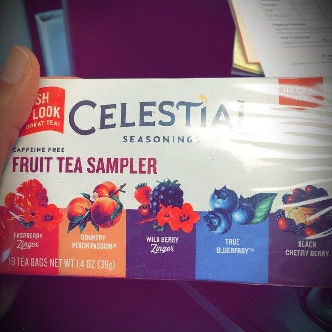 Celestial Seasonings Fruit Tea Sampler Herb Tea Caffeine Free uploaded by Maria F.