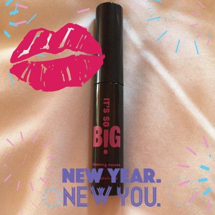 It's So BIG Volumizing Mascara (Black) by Elizabeth Mott Net Weight 0.33 fl oz/10ml uploaded by Miranda P.