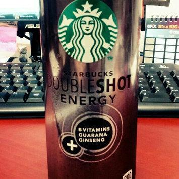 Photo of Starbucks Doubleshot Energy Coffee Drink Mocha uploaded by Angelique C.