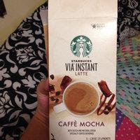 STARBUCKS® Caffè Mocha Latte Cream & Cocoa VIA® Instant uploaded by Skylee L.