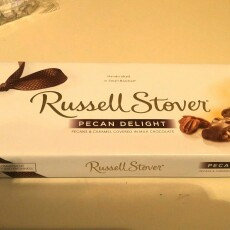 Russell Stover Pecan Delight uploaded by Sierra B.
