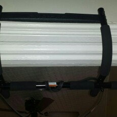 Photo of Pure Fitness Multi-Use Workout Bar uploaded by Irene G.