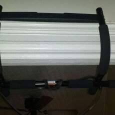 Pure Fitness Multi-Use Workout Bar uploaded by Irene G.