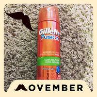 Gillette Fusion Hydragel Ultra Sensitive Shave Gel uploaded by Jacky P.
