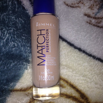 Rimmel London Match Perfection Foundation  uploaded by rosseanny b.