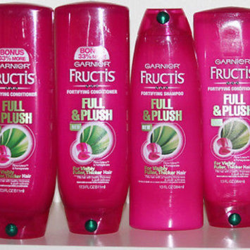 Garnier® Fructis® Full & Plush Shampoo uploaded by Ali W.