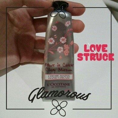 L'Occitane Hand Creams Cherry Blossom 1 oz uploaded by Jenny S.