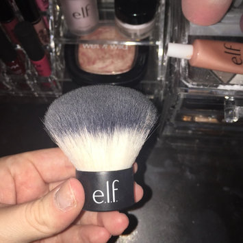 Photo of e.l.f. Studio Kabuki Face Brush uploaded by alexis m.