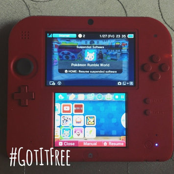 Photo of Pokémon Rumble World (Nintendo 3DS) uploaded by Felicia F.