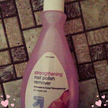 Photo of Up & up Strengthening Nail Polish Remover uploaded by Sarah T.