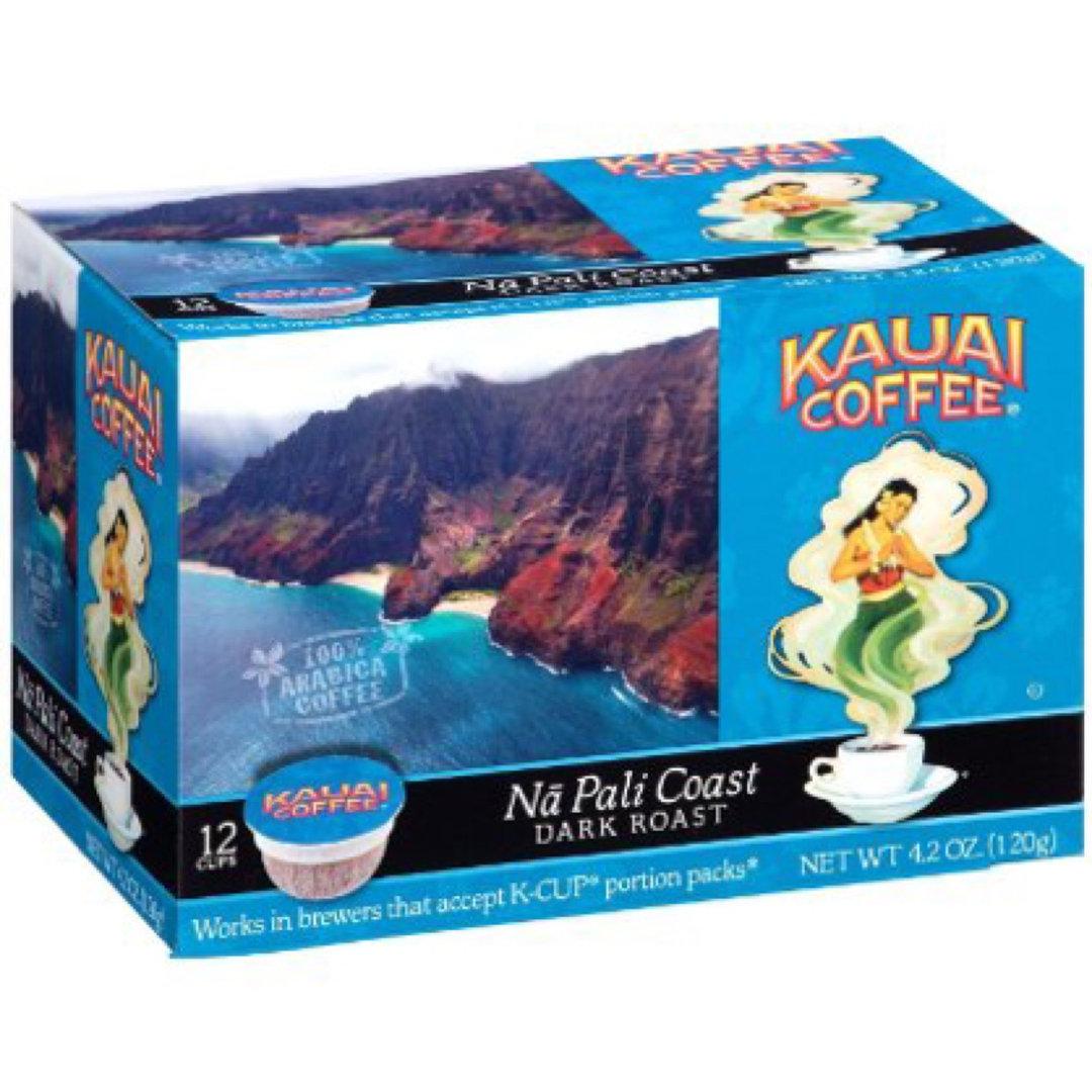 Tully's® Coffee Hawaiian Blend K-Cup