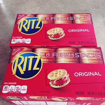 Nabisco® Ritz Fresh Stacks Crackers uploaded by Diane M.