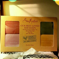 SheaMoisture Our Best Loved Bar Soaps 4-Count uploaded by Vanessa E.