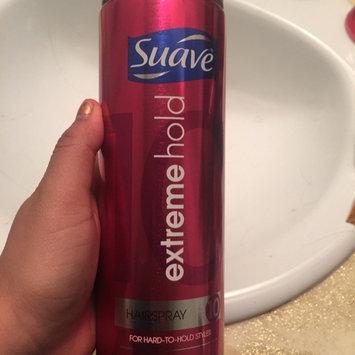 Photo of Suave® Extreme Hold Aerosol Hairspray # 10 uploaded by Gabyy M.