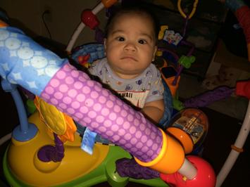 Photo of Baby Einstein Jumper - Neighborhood Friends uploaded by kristine m.